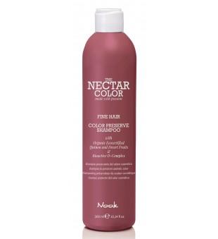 Nook Color Preserve Šampūnas ploniems plaukams pH 5.0 - 5.5, 300 ml | inbeauty.lt