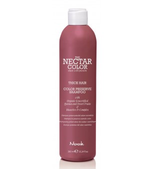Nook Color Preserve Šampūnas storiems plaukams pH 5.0 - 5.5, 300 ml | inbeauty.lt