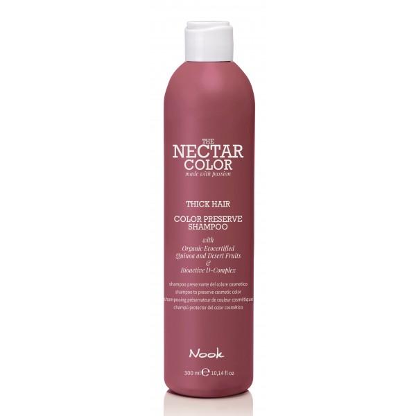Color Preserve Šampūnas storiems plaukams pH 5.0 – 5.5, 300 ml