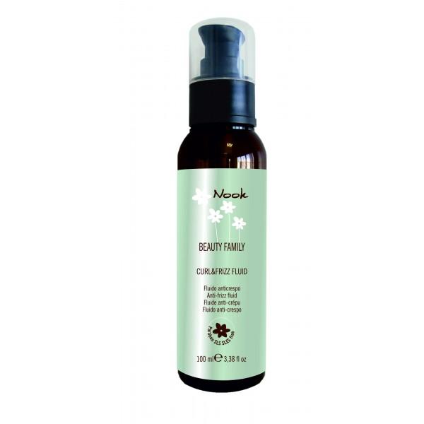 Curl & Frizz Besišiaušiančių plaukų suvaldymo fluidas, 100 ml
