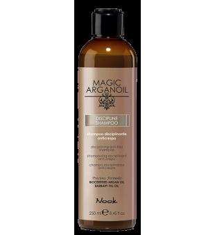 Nook Discipline Plaukus suvaldantis drėkinamasis šampūnas, 250ml | inbeauty.lt