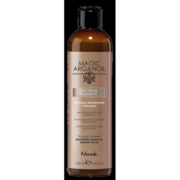 Discipline Plaukus suvaldantis drėkinamasis šampūnas, 250ml