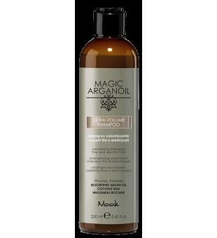 Nook Extra Volume Apimties suteikiantis šampūnas, 250ml | inbeauty.lt