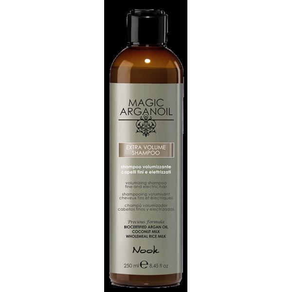 Extra Volume Apimties suteikiantis šampūnas, 250ml