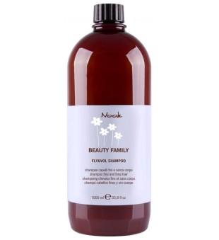 Nook Fly & Vol Purumo ir apimties suteikiantis šampūnas, 1000 ml | inbeauty.lt
