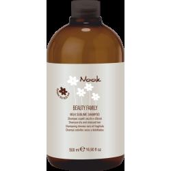 Milk Sublime Šampūnas sausiems ir pažeistiems plaukams, 500 ml