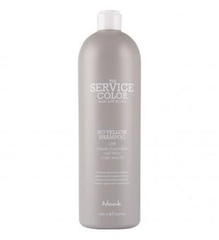 Nook No Yellow Geltonumą neutralizuojantis šampūnas, 300ml   inbeauty.lt