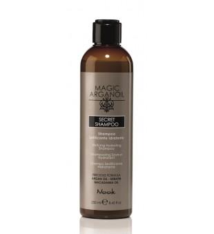 Nook Secret Argan Šampūnas sausiems ar pažeistiems plaukams, 250 ml | inbeauty.lt