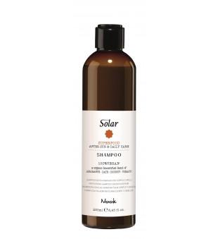Nook Solar Superfood Saulės linijos šampūnas pH 4.5 - 5.5, 250 ml | inbeauty.lt