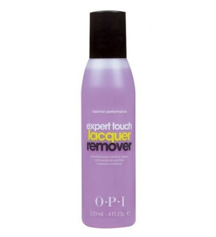 OPI Expert Touch Lacquer Remover Nagų gelio-lako valiklis, 120ml | inbeauty.lt