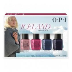 Iceland Kit Nagų lakų rinkinys 4x3,75 ml