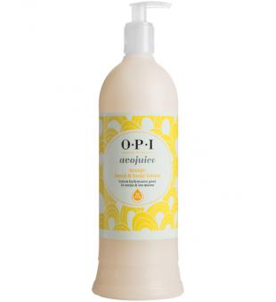 OPI Avojuice mango aromato rankų ir kūno balzamas, 600ml | inbeauty.lt