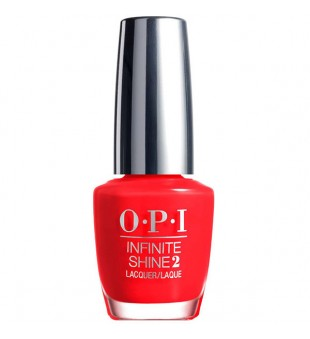 OPI Hibridinis nagų lakas - Unrepentantly Red, 15 ml | inbeauty.lt