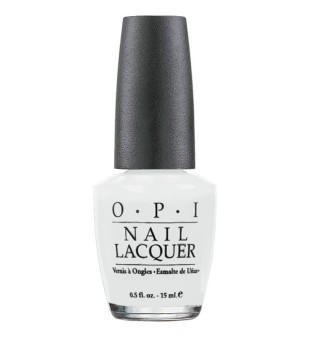 OPI Nagų lakas - Alpine Snow, 15 ml | inbeauty.lt