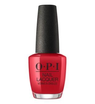 OPI Nagų lakas - Big Apple Red, 15 ml | inbeauty.lt