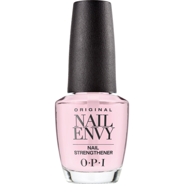 Stiprinamasis nagų lakas su atspalviu – Pink to Envy, 15 ml