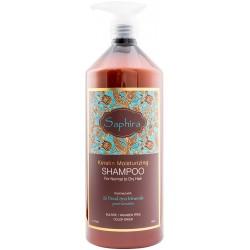Drėkinamasis šampūnas su keratinu, 1000 ml