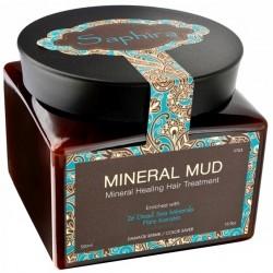 Kaukė-mineralinis purvas plaukams su keratinu, 500 ml