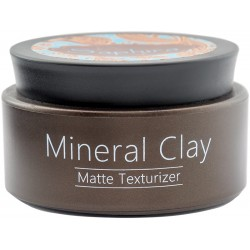 Mineral Clay Matte Texturizer Mineralinis plaukų molis, 70 ml