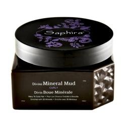 Divine Mineral Mud Drėkinanti kaukė-mineralinis purvas plaukams, 250 ml