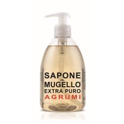 Citrusinių vaisių aromato skystas muilas, 500 ml