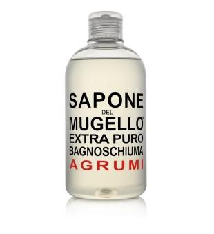 Sapone del Mugello Bath Foam With Citrus Fruits Extract Citrusinių vaisių aromato dušo gelis - vonios putos, 500 ml | inbeauty.lt