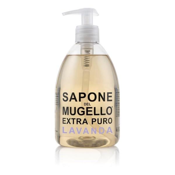 Levandų aromato skystas muilas, 500 ml