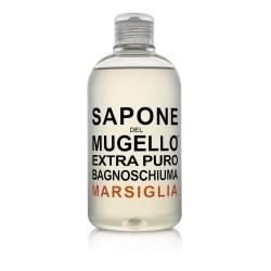 Shower Gel With Olive Extract  Švelnaus poveikio dušo gelis/ vionios putos su alyvuogių ekstraktu, 500 ml