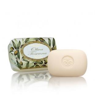 Fiorentino Olive Scented Soap Alyvuogių aromato muilas, 200g   inbeauty.lt