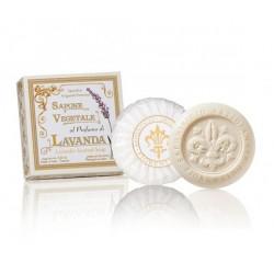 Lavender Scented Soap Augalinis levandų aromato muilas, 100g