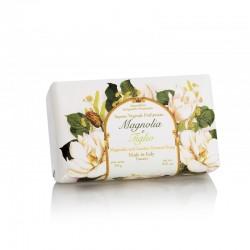 Magnolijų ir liepžiedžių aromato muilas, 250g