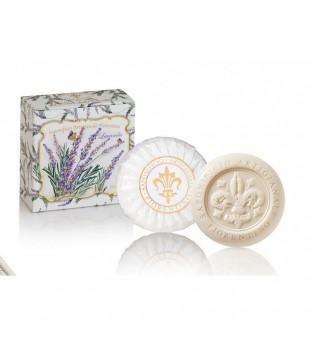 Fiorentino Parfumuotas levandų aromato muilas, 100g | inbeauty.lt