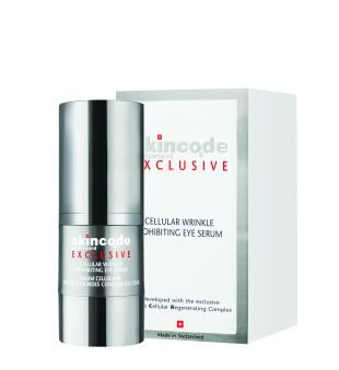 SkinCode Cellular Wrinkle Prohibiting Eye Serum Paakių serumas nuo raukšlių, 15 ml | inbeauty.lt