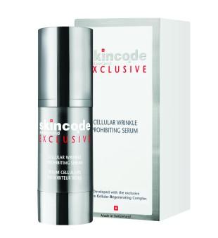 SkinCode Cellular Wrinkle Prohibiting Serum Veido serumas nuo raukšlių, 30 ml | inbeauty.lt