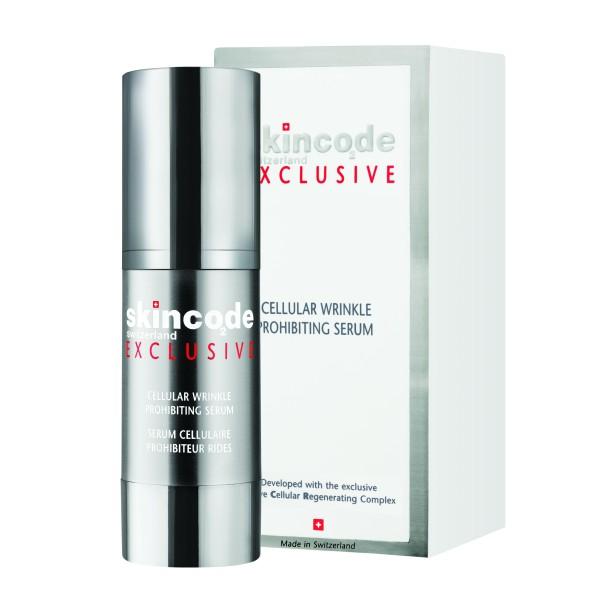 Cellular Wrinkle Prohibiting Serum Veido serumas nuo raukšlių, 30 ml