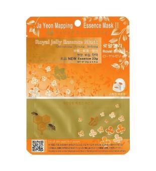 Ja Yeon Mapping  Royal Jelly Essence Mask Veido kaukė su prorpolio ekstraktu, 1vnt. | inbeauty.lt