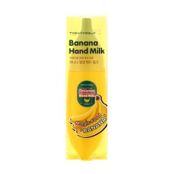 Magic Food Banana Hand Milk Rankų pienelis, 45 ml