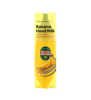 Tony Moly Magic Food Banana Hand Milk Rankų pienelis, 45 ml   inbeauty.lt