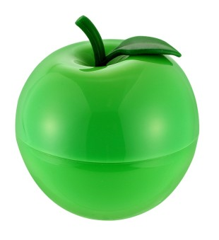 Tony Moly Magic Food Mini Green Apple Lip Balm Lūpų balzamas, 7g | inbeauty.lt