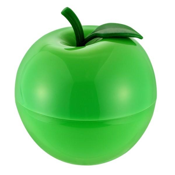 Magic Food Mini Green Apple Lip Balm Lūpų balzamas, 7g