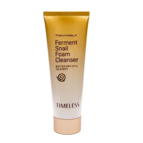 Timeless Ferment Snail Foam Cleanser Prausiklis su sraigių mucino ekstraktu, 150ml