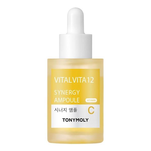 Vital Vita 12 Synergy Ampoule Skaistinamasis veido serumas, 30ml