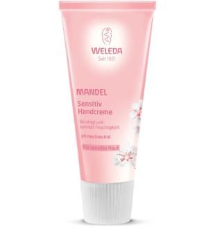 Weleda Almond Sensitive Hand Cream Rankų kremas su migdolais jautriai odai, 50ml | inbeauty.lt