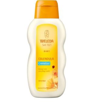 Weleda Calendula Cream Bath Vonios pienelis vaikams, 200ml | inbeauty.lt