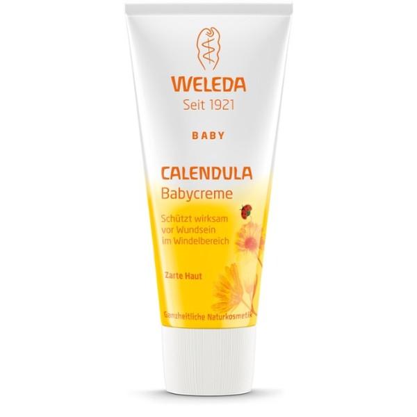 Calendula Nappy Change Cream Kremas kūdikiams nuo iššutimų, 75ml