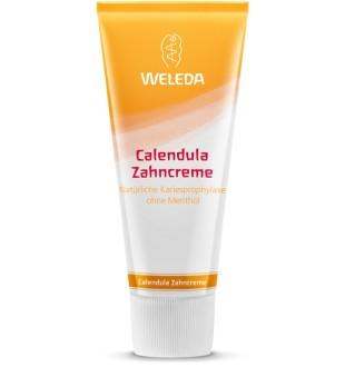 Weleda Calendula Toothpaste Dantų pasta su medetkų ekstraktu, 75ml  | inbeauty.lt