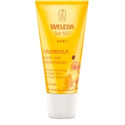 Calendula Weather Protection Cream Apsauginis kremas nuo vėjo ir šalčio su medetkomis, 30ml