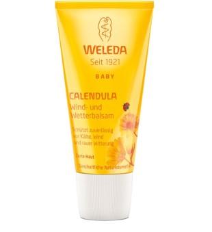 Weleda Calendula Weather Protection Cream Apsauginis kremas nuo vėjo ir šalčio su medetkomis, 30ml | inbeauty.lt