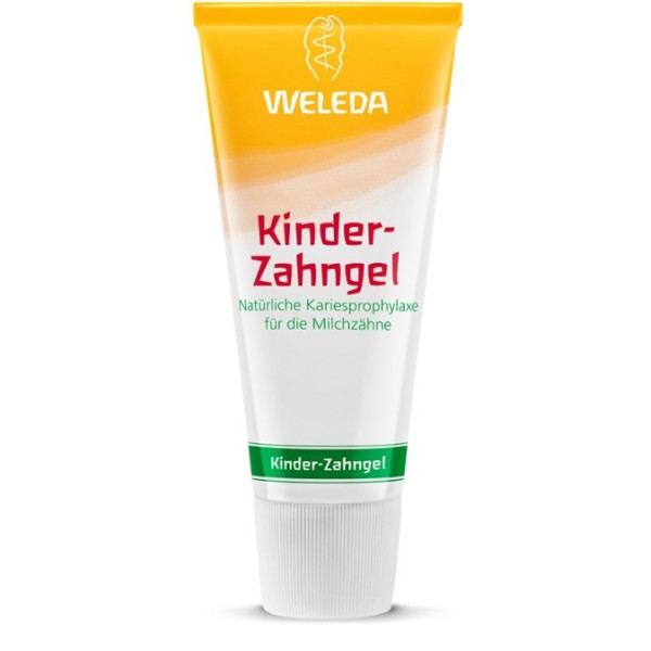 Children's Tooth Gel Pieninių dantų gelis, 50ml
