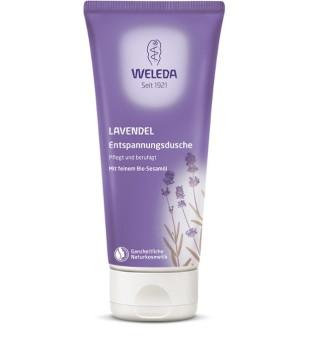 Weleda Lavender Creamy Body Wash Kreminis prausiklis su levandomis, 200ml | inbeauty.lt